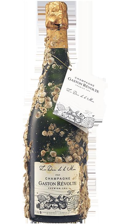 packshot champagne gaston revolte